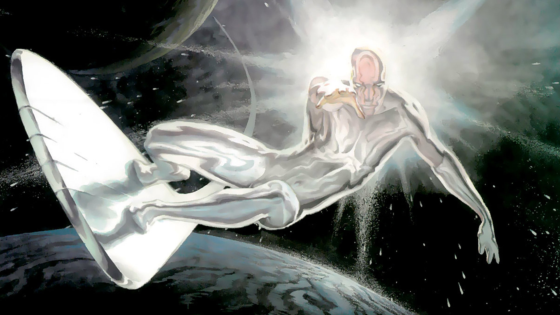 Free Download Silver Surfer Wallpaper Id 165171 Full Hd 1080p For