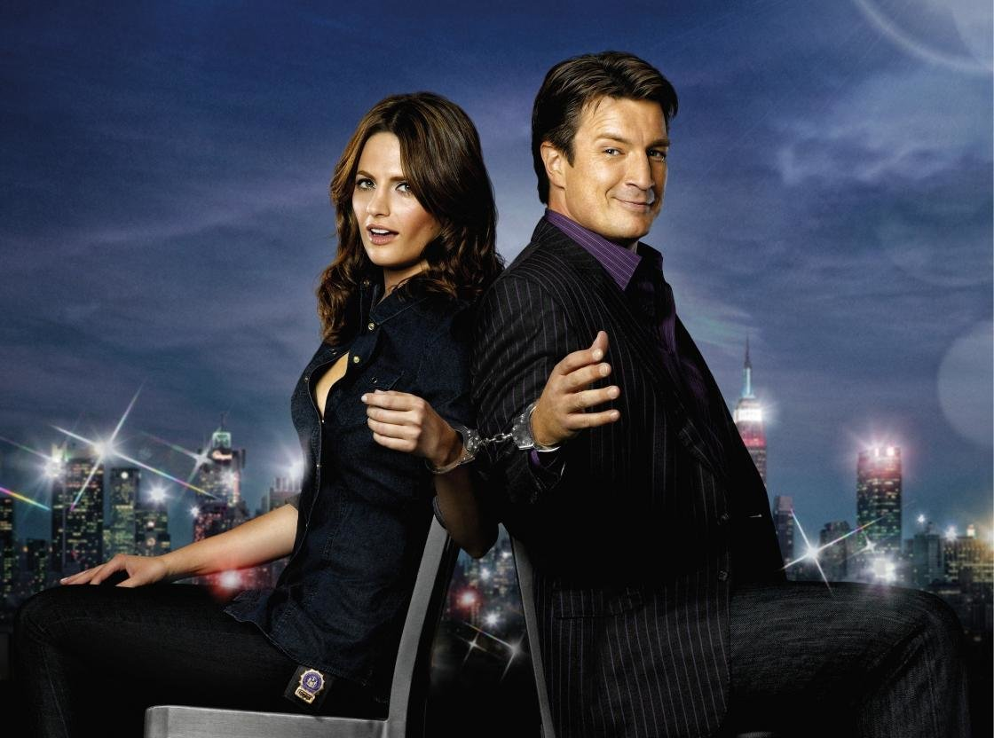 Free download Castle TV Show background ID:101029 hd 1120x832 for PC