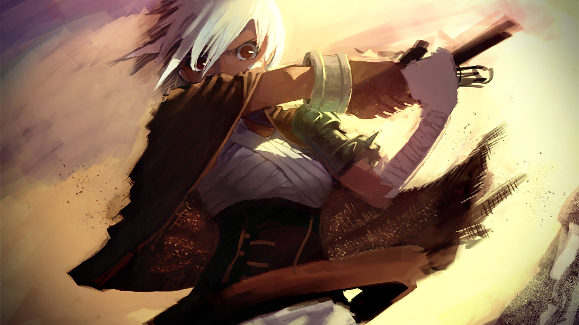 Download Hd 1080p Riven League Of Legends PC Background ID172561 For Free