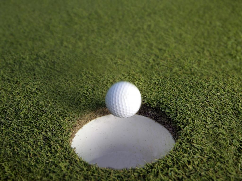 Best Golf Ball Background ID133249 For High Resolution Hd 1024x768 PC