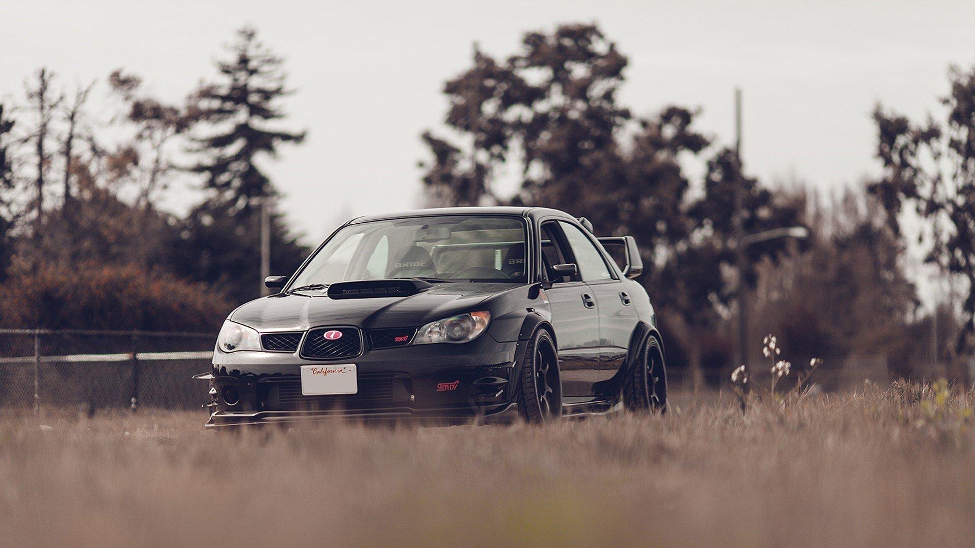Best Subaru Impreza WRX STI wallpaper