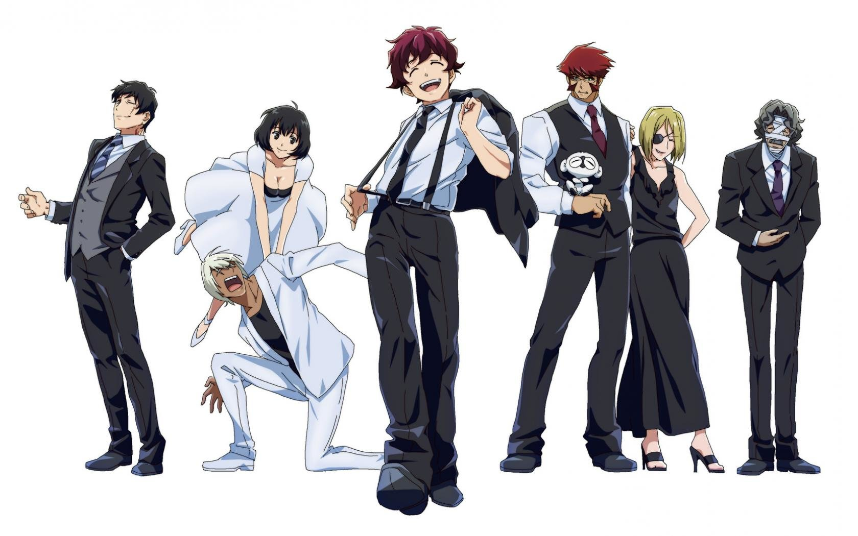 Best Blood Blockade Battlefront wallpaper ID:342463 for High Resolution hd 1680x1050 PC