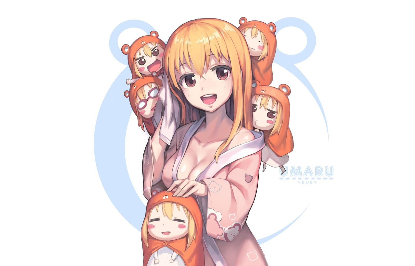 Best Himouto! Umaru-chan wallpaper ID:242362 for High Resolution hd 1600x1024 PC