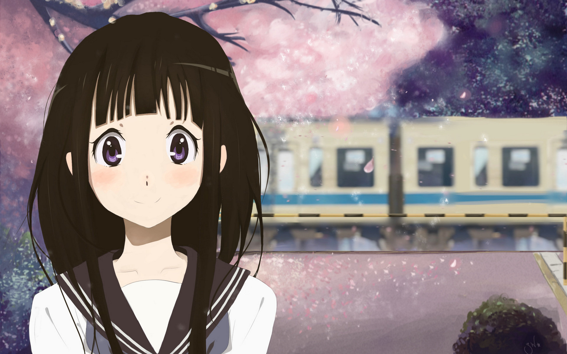 High resolution Hyouka hd 1920x1200 wallpaper ID:137999 for PC