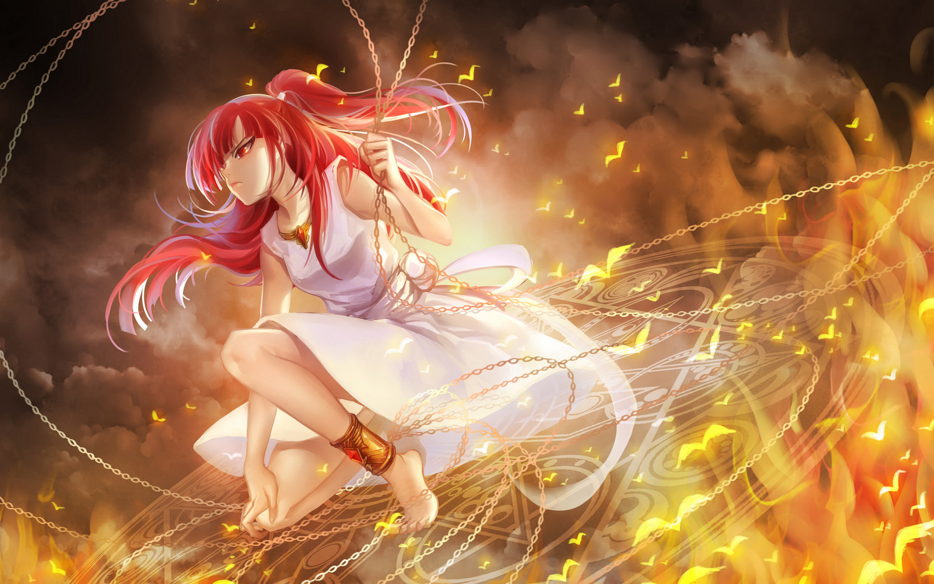High resolution Magi: The Labyrinth Of Magic hd 1920x1200 wallpaper ID:330197 for PC