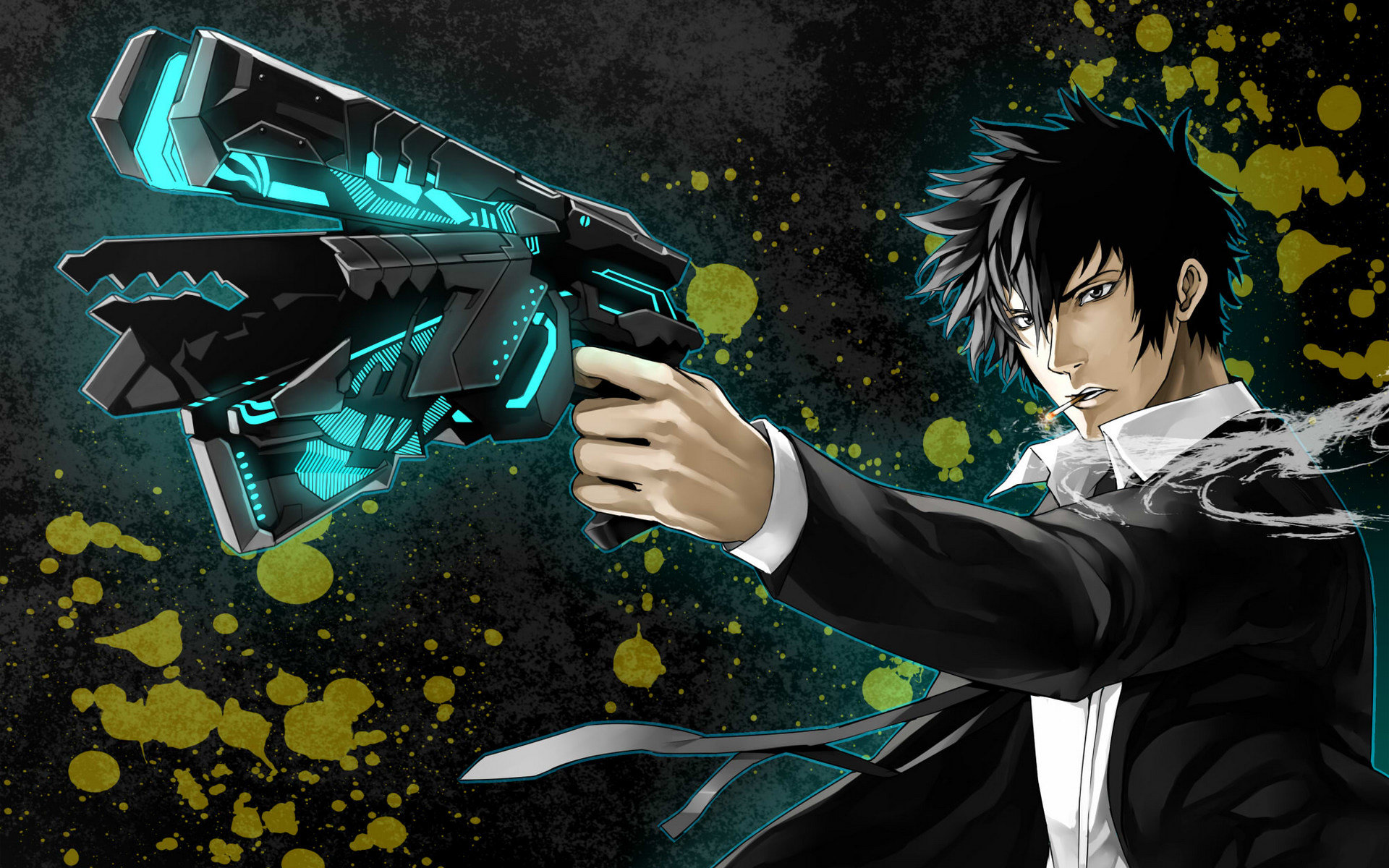 Download hd 1920x1200 Psycho-Pass computer background ID:451822 for free