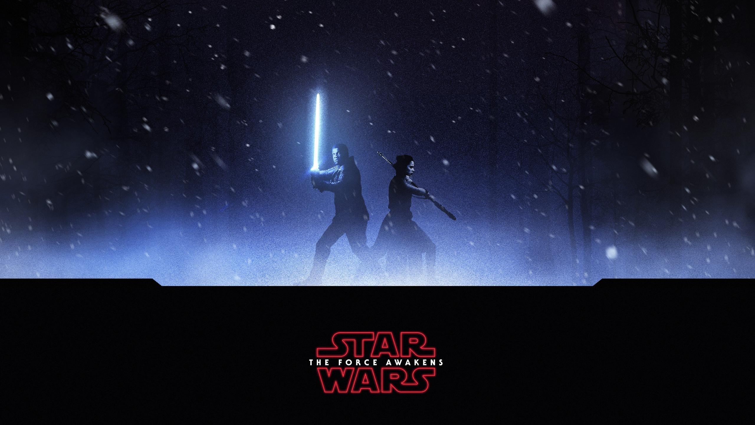 Rey Star Wars Wallpapers 2560x1440 Desktop Backgrounds