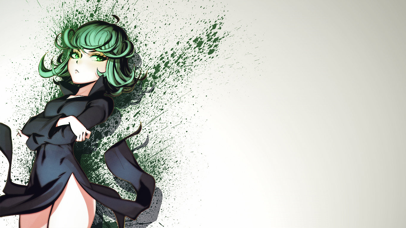 Awesome Tatsumaki (One-Punch Man) free wallpaper ID:345283 for hd 1366x768 desktop