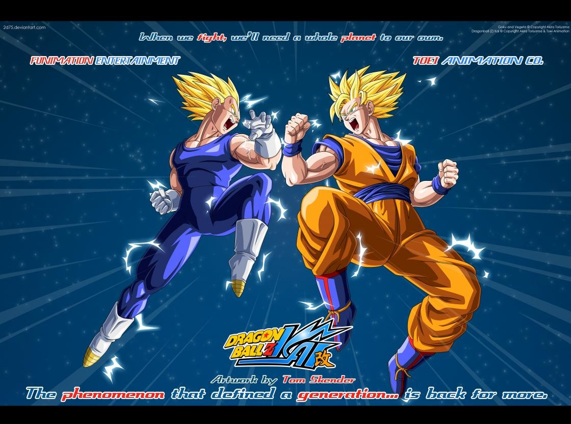 Awesome Dragon Ball Z Kai free background ID:100074 for hd 1120x832 PC