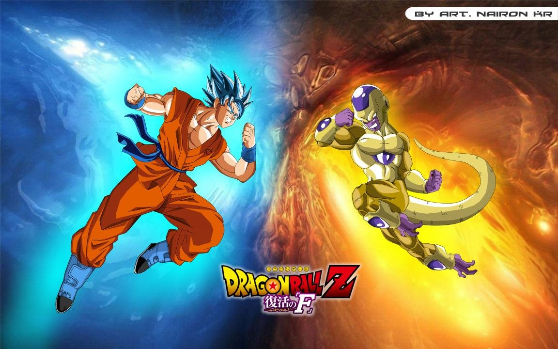 Download hd 1152x720 Dragon Ball Z: Resurrection Of F desktop background ID:391558 for free