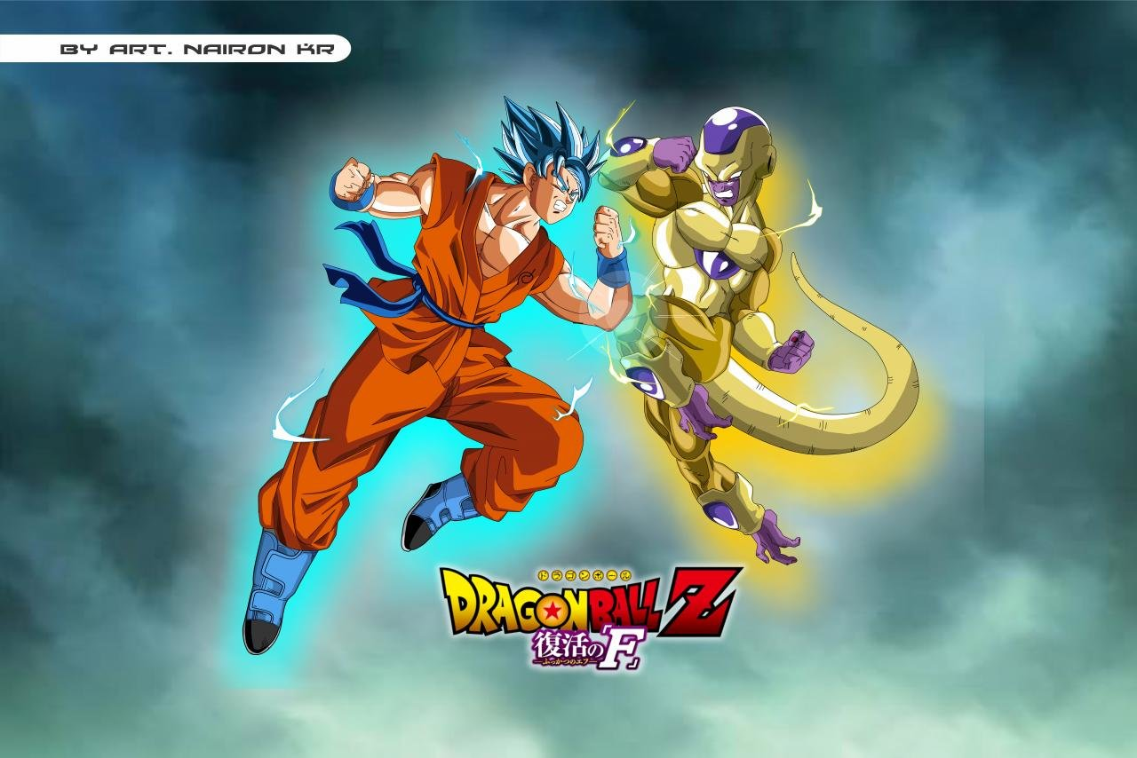 Download hd 1280x854 Dragon Ball Z: Resurrection Of F desktop background ID:391555 for free