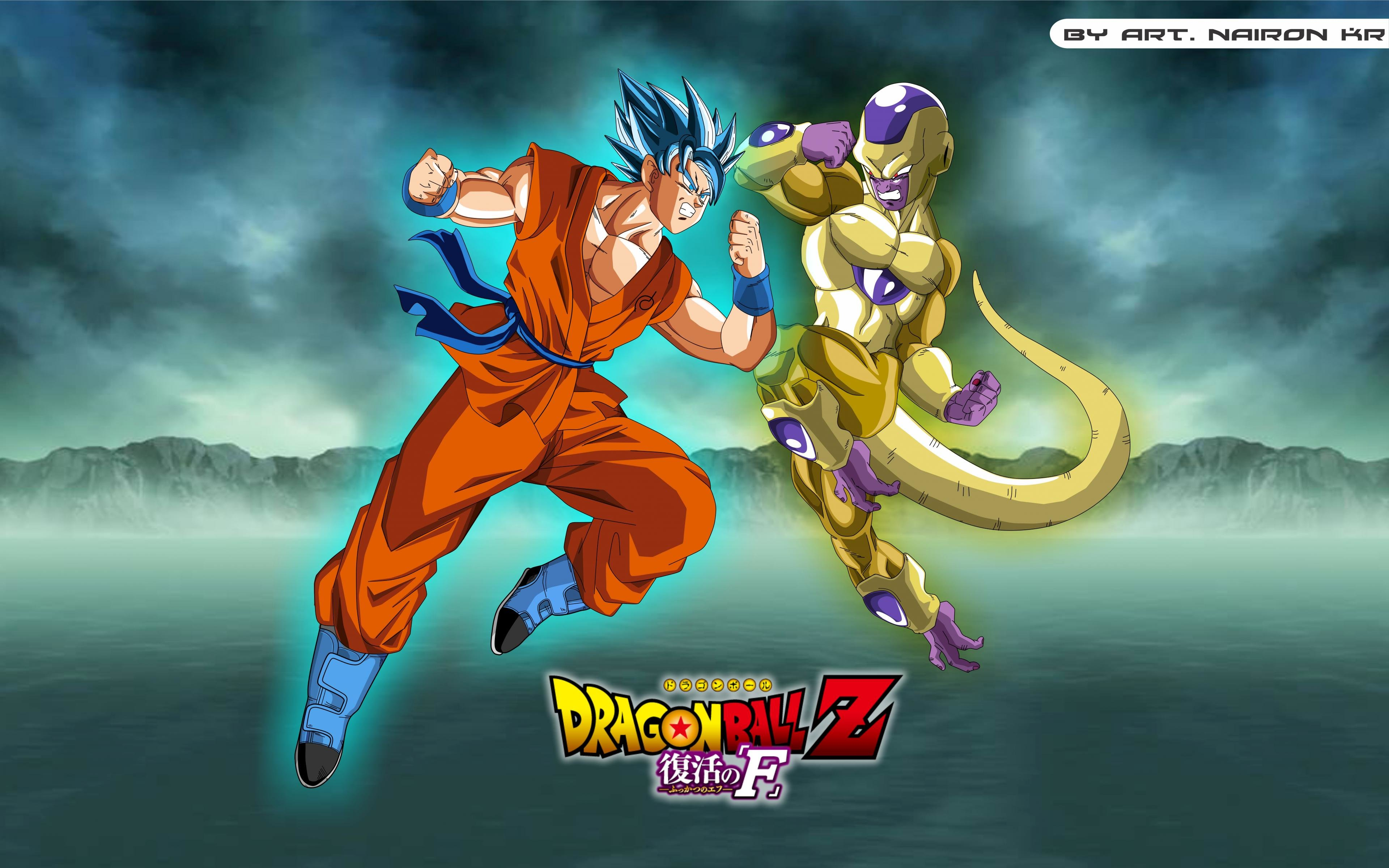 Free Dragon Ball Z: Resurrection Of F high quality wallpaper ID:391554 for hd 3840x2400 PC