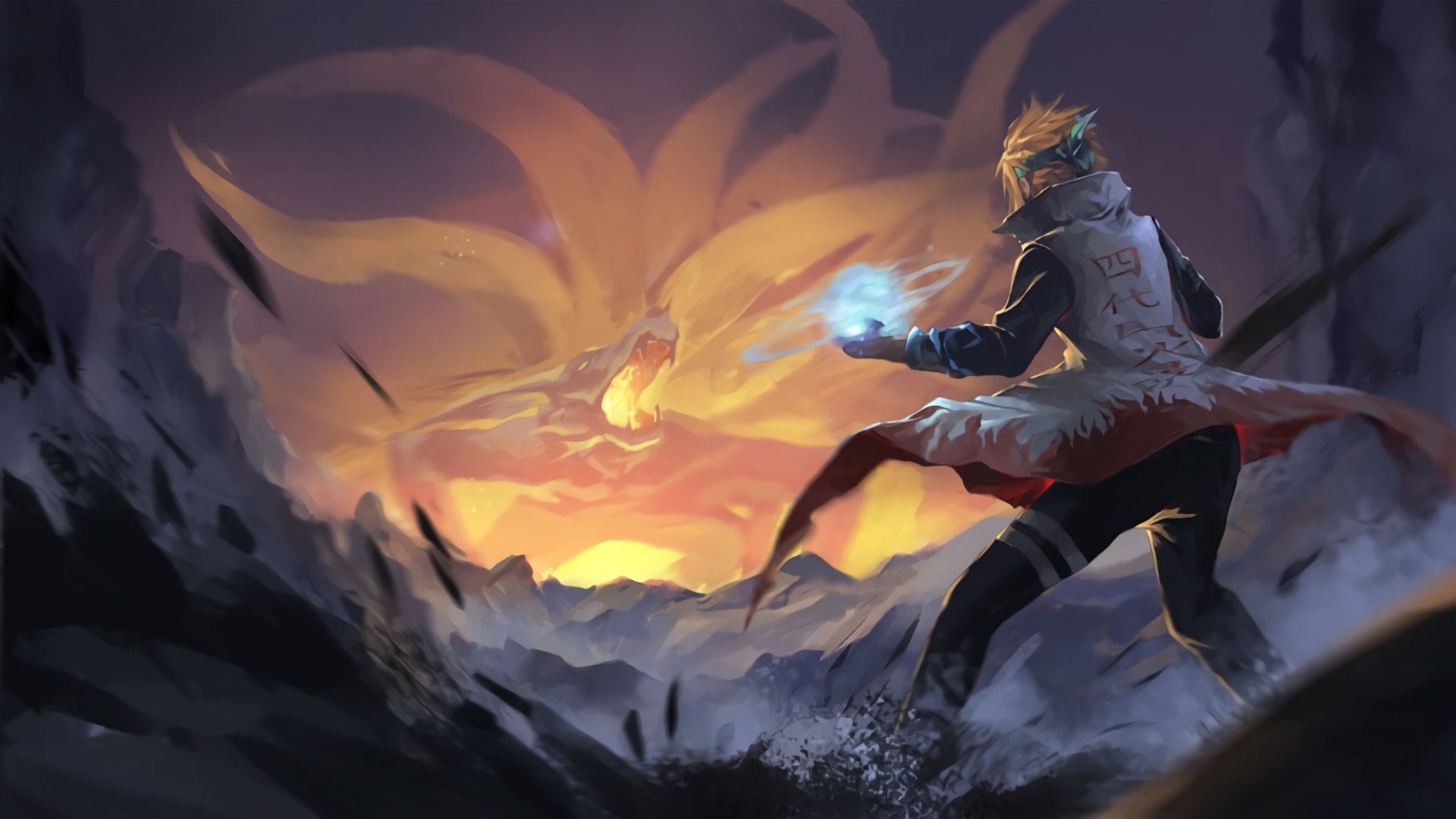 High resolution Naruto hd 1920x1080 background ID:395616 for PC