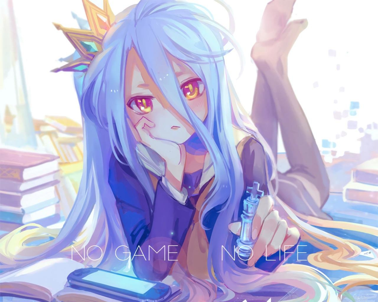 High resolution No Game No Life hd 1280x1024 background ID:102351 for desktop