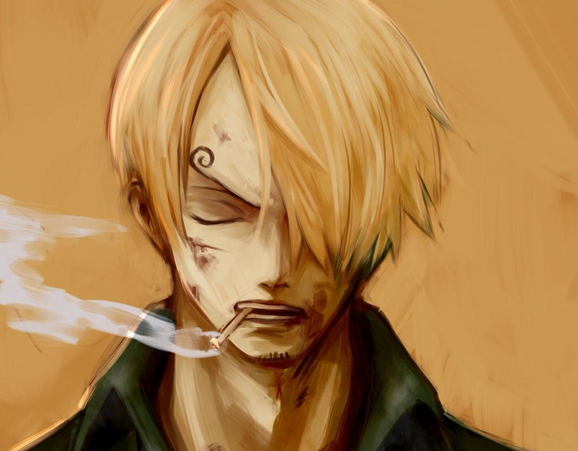 High Resolution Sanji One Piece Hd 1152x900 Background ID314124 For PC