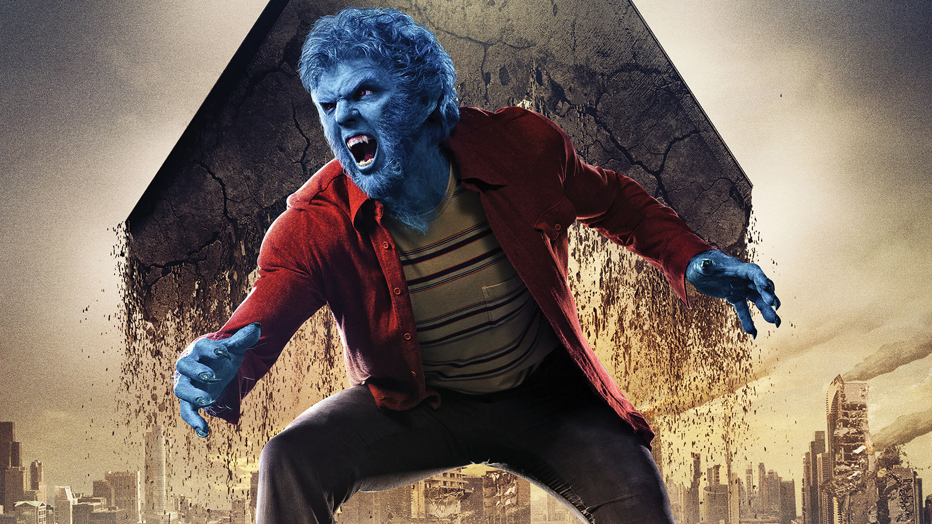 Download 1080p X-Men: Days Of Future Past PC wallpaper ID:8442 for free