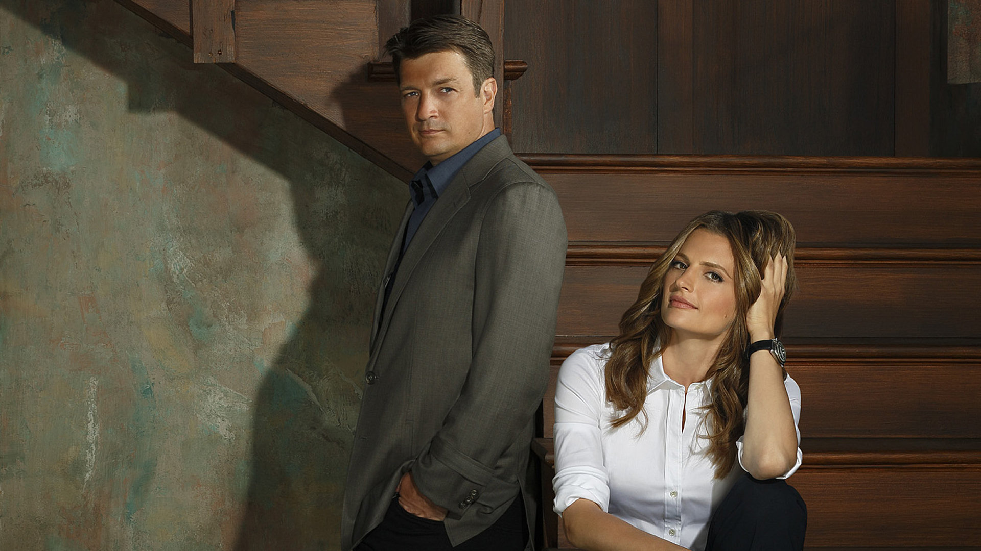 Download 1080p Castle TV Show desktop background ID:101054 for free