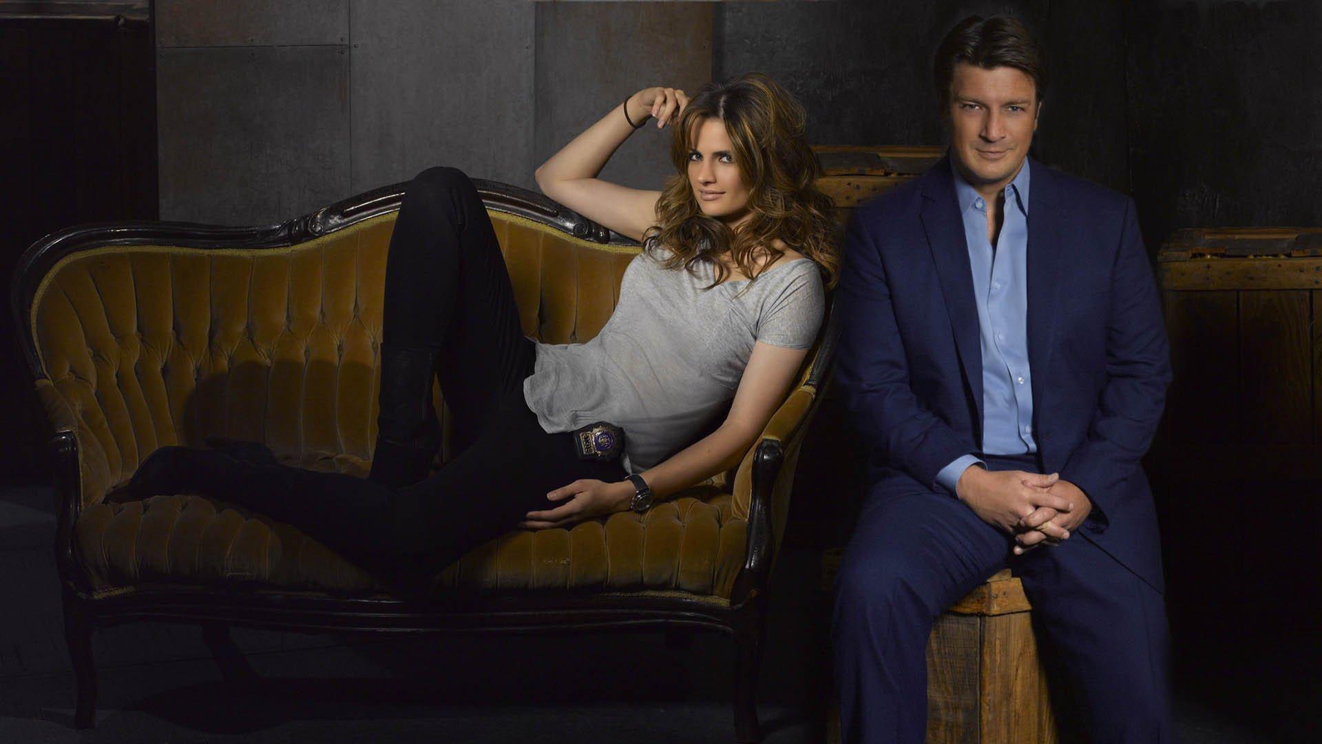 Free download Castle TV Show background ID:101055 full hd for computer