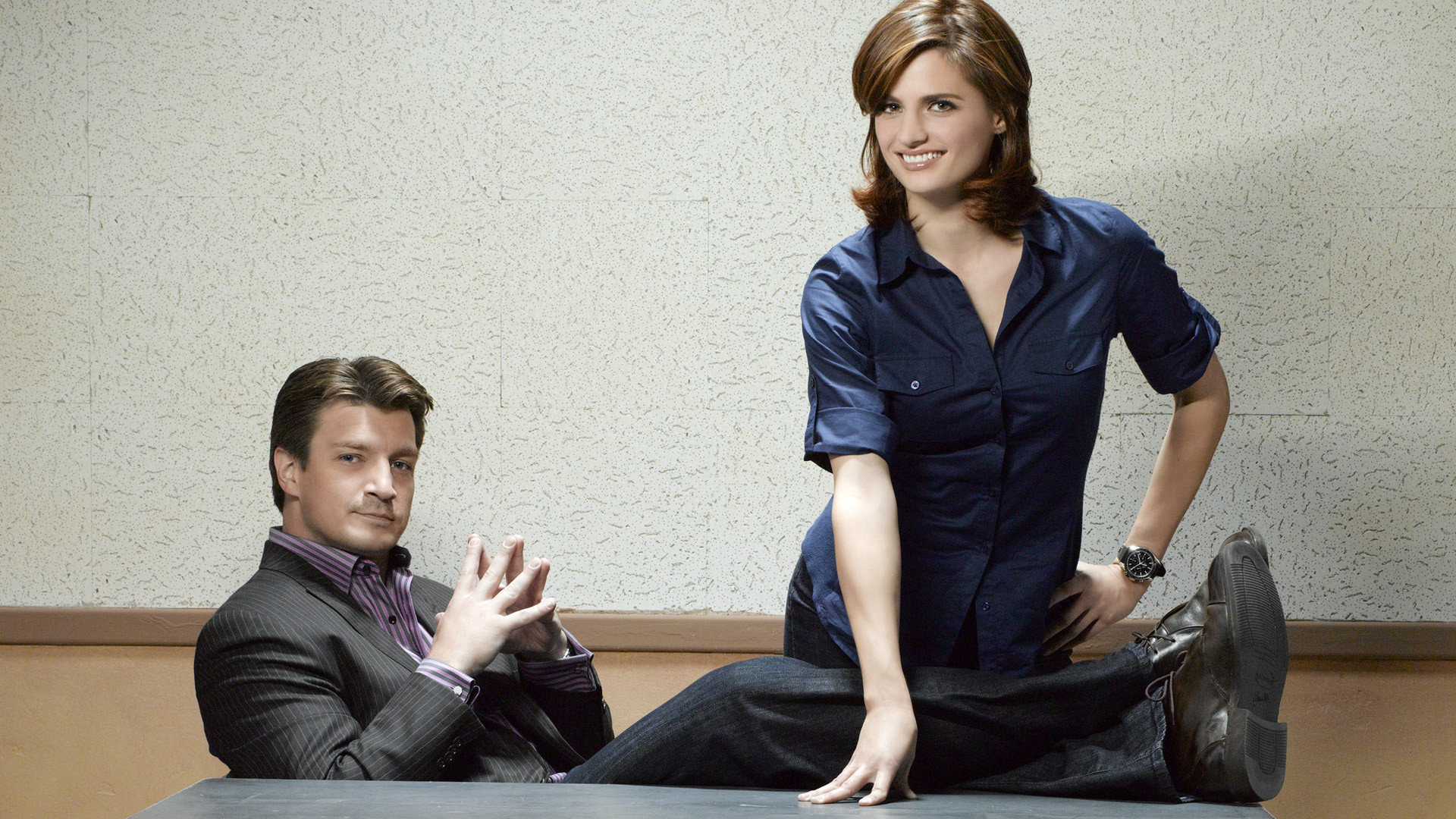 Download full hd Castle TV Show PC wallpaper ID:101041 for free