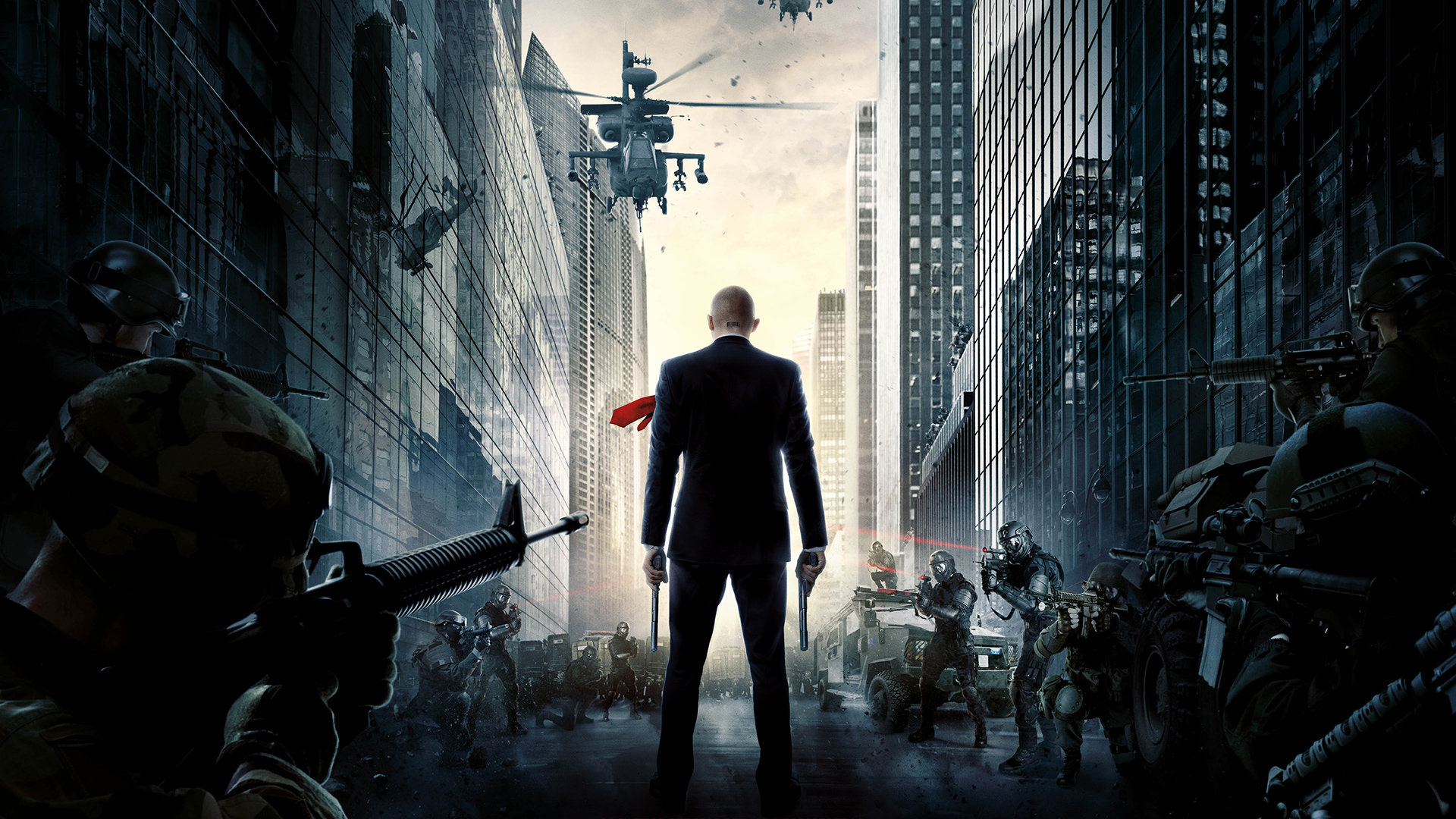 Awesome Hitman Agent 47 Free Wallpaper Id182913 For Hd