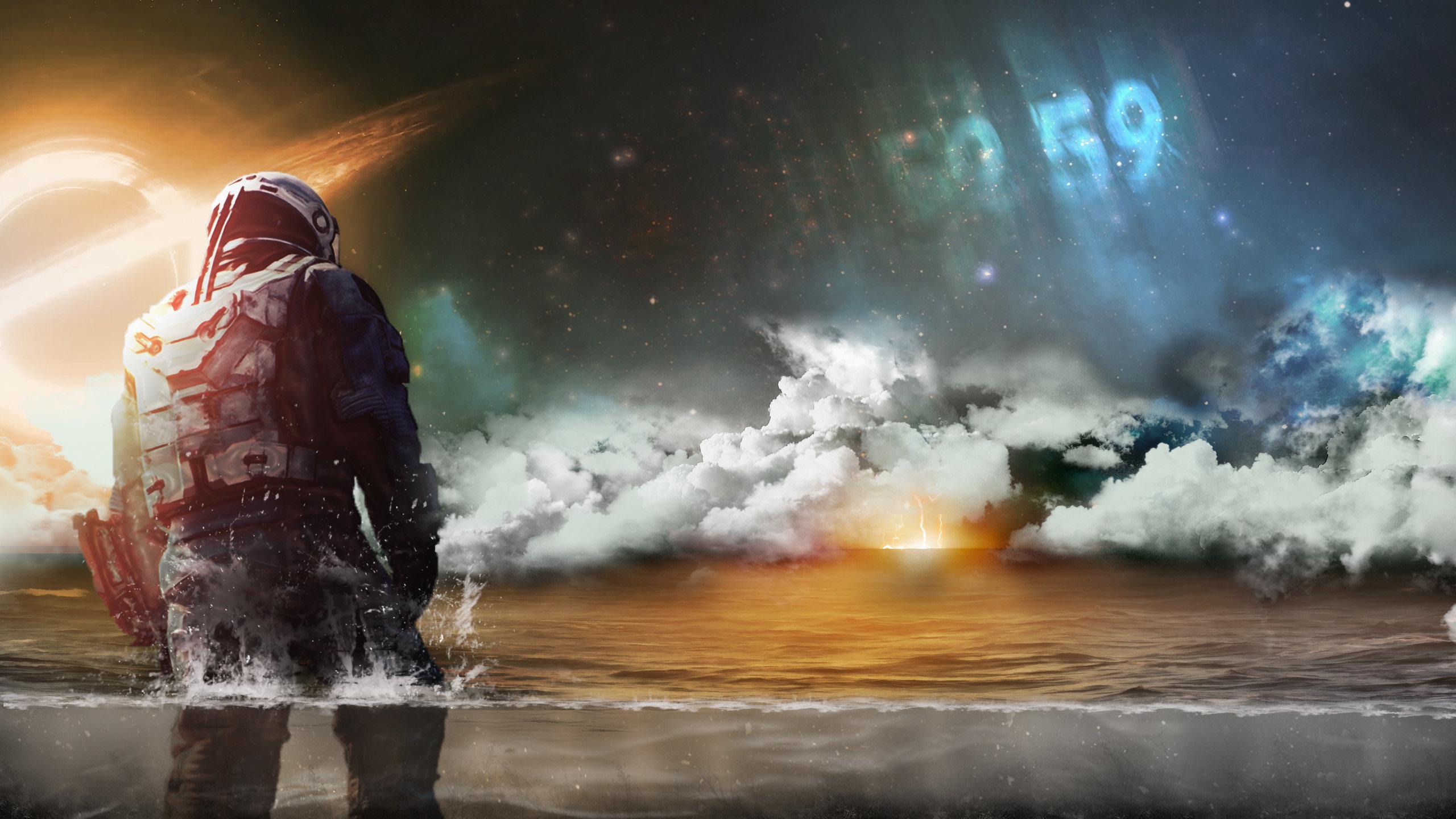 Download Hd 2560x1440 Interstellar Desktop Wallpaper Id