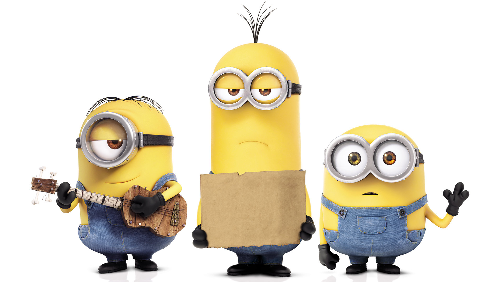 Free download Minions background ID:70265 hd 1080p for PC