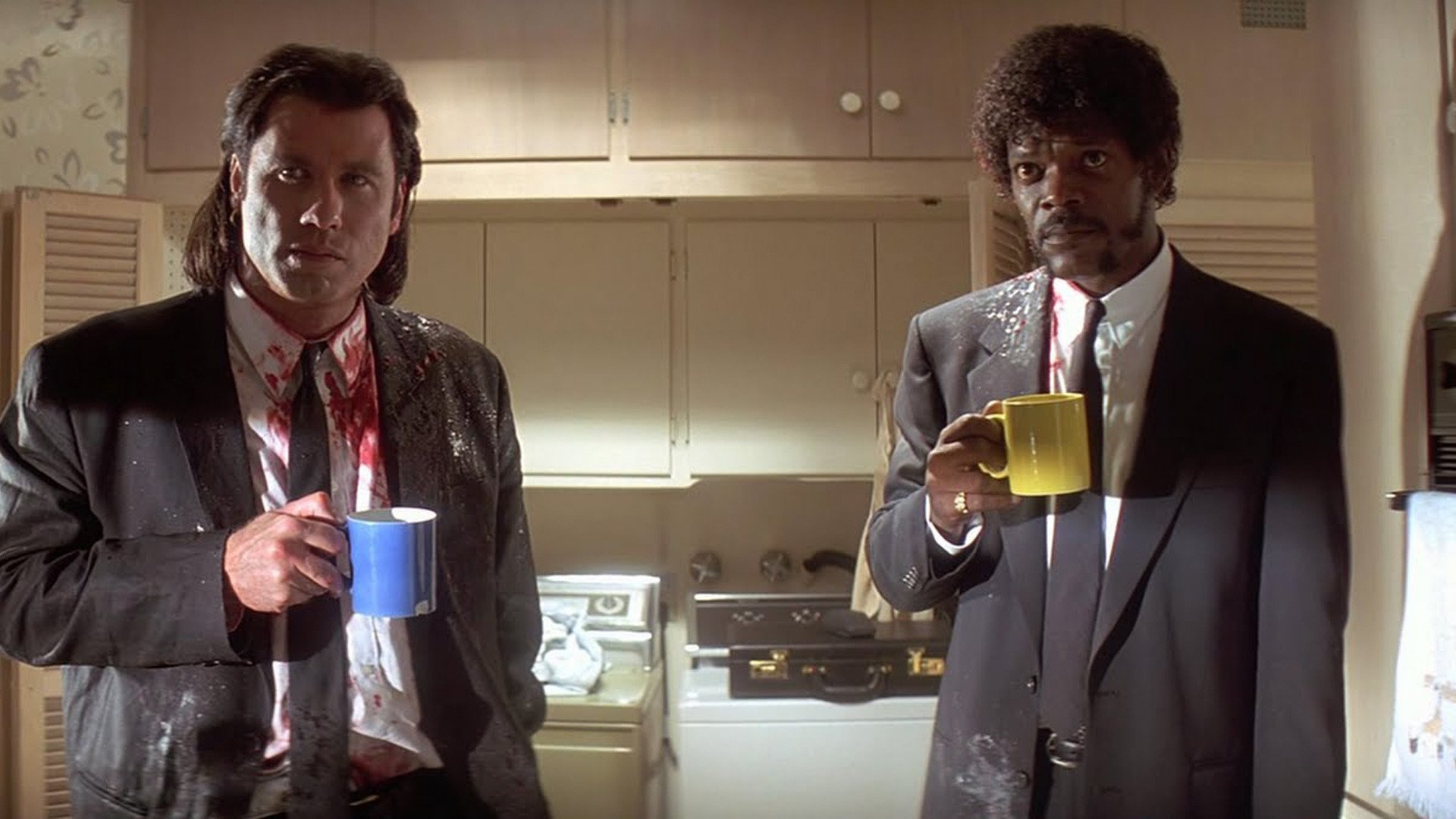 Free download Pulp Fiction background ID:158132 1080p for computer