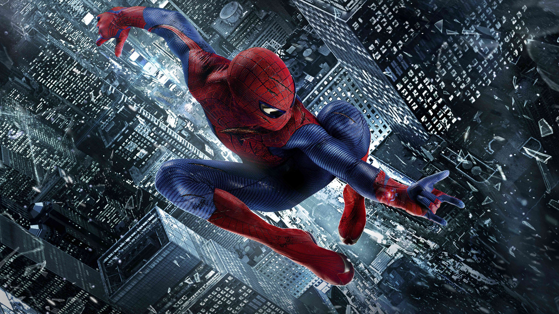 Download Full Hd 1080p The Amazing Spider Man Pc Wallpaper Id 142106