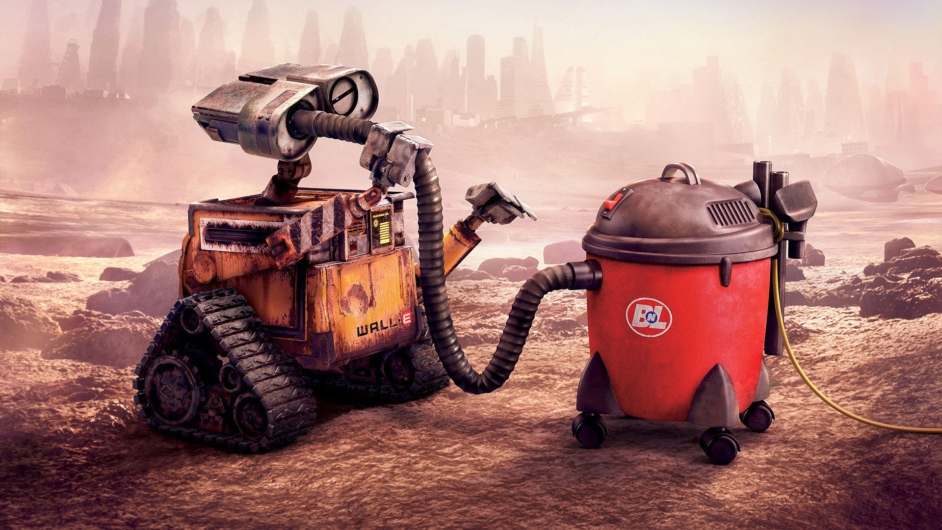 Free Wall.E high quality background ID:25951 for full hd computer