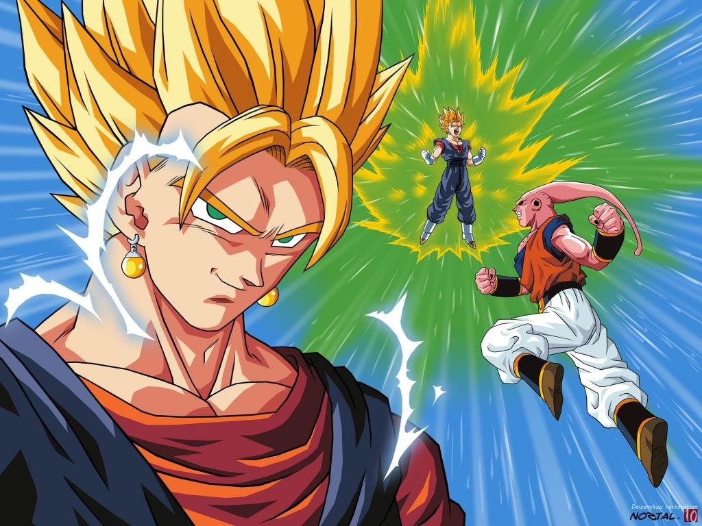 Free download Dragon Ball Z (DBZ) wallpaper ID:462342 hd 1024x768 for desktop