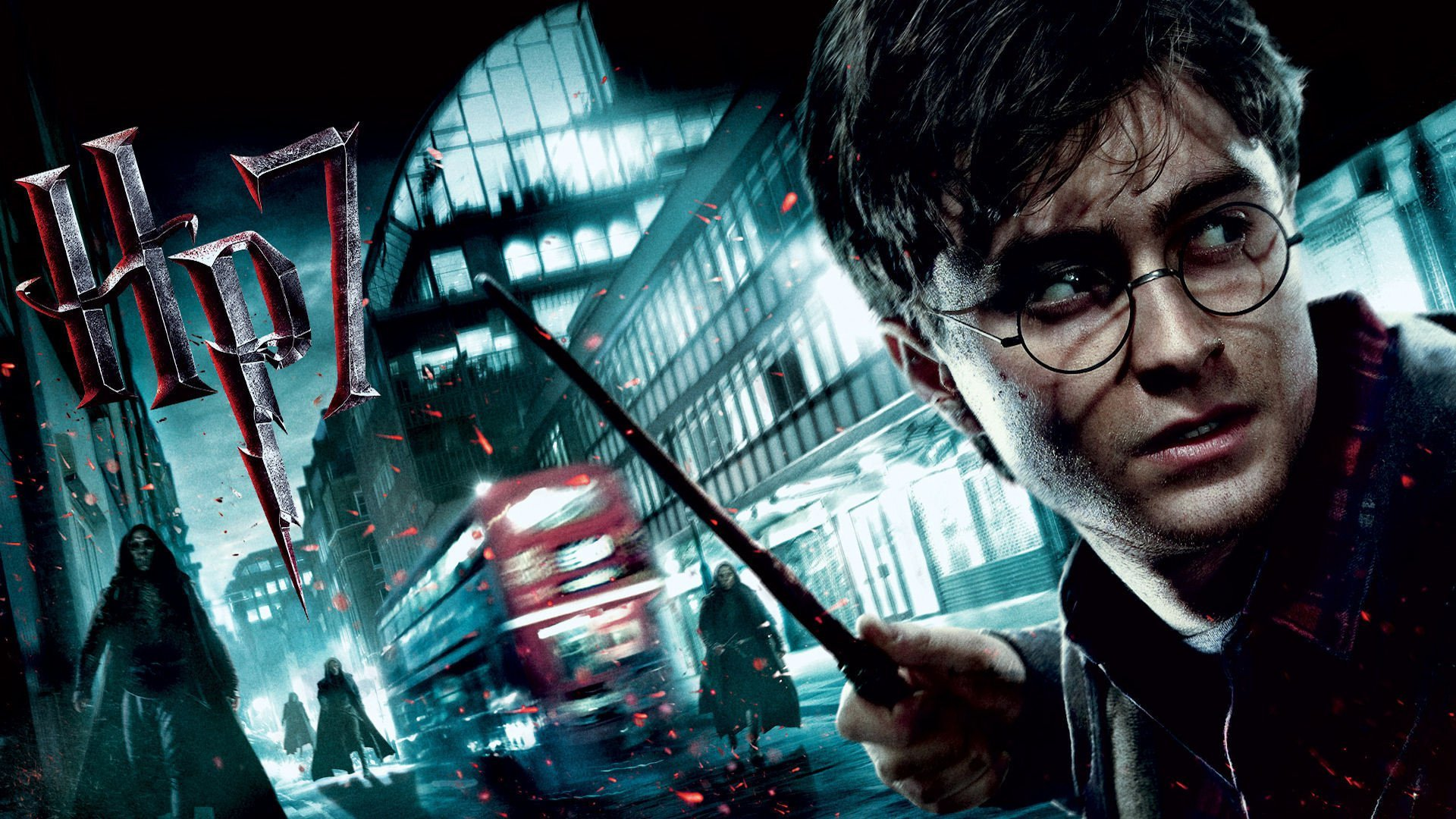 Awesome Harry Potter And The Deathly Hallows: Part 1 free background ID:144632 for full hd 1080p PC