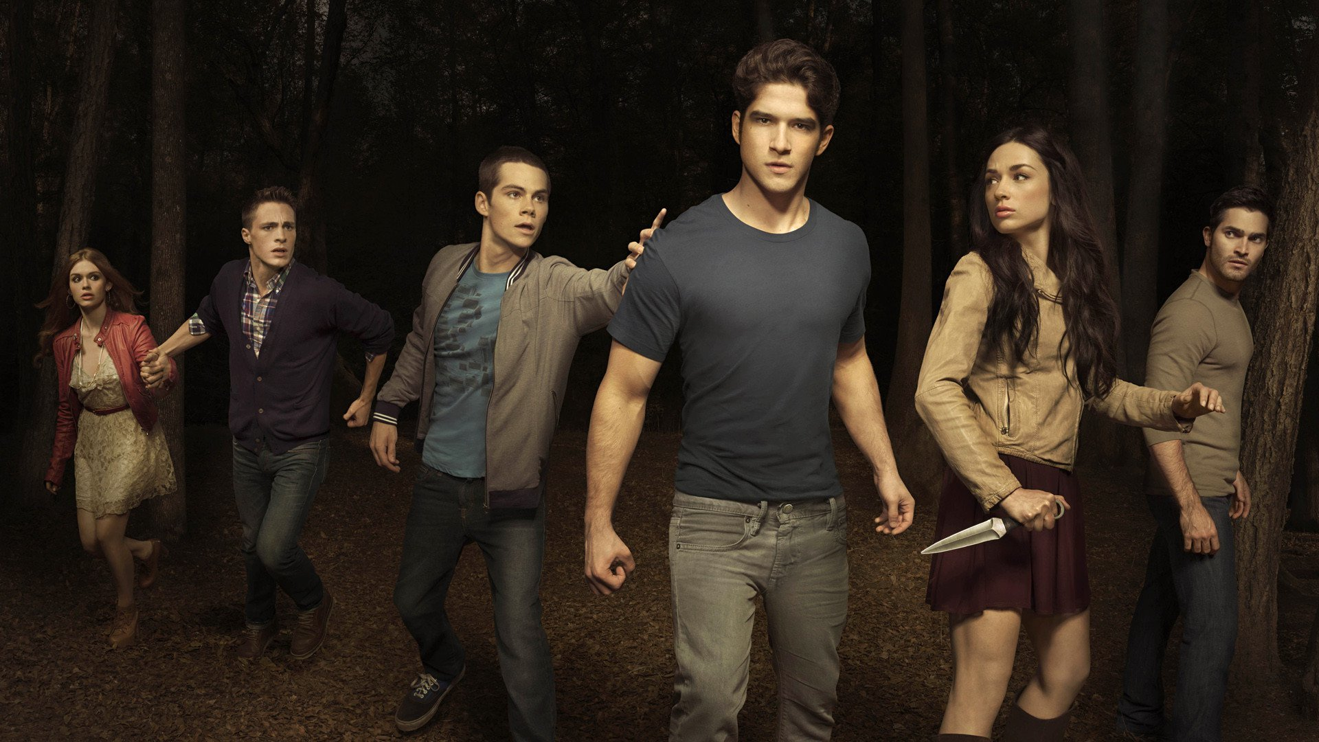 Awesome Teen Wolf free background ID:438828 for hd 1080p desktop