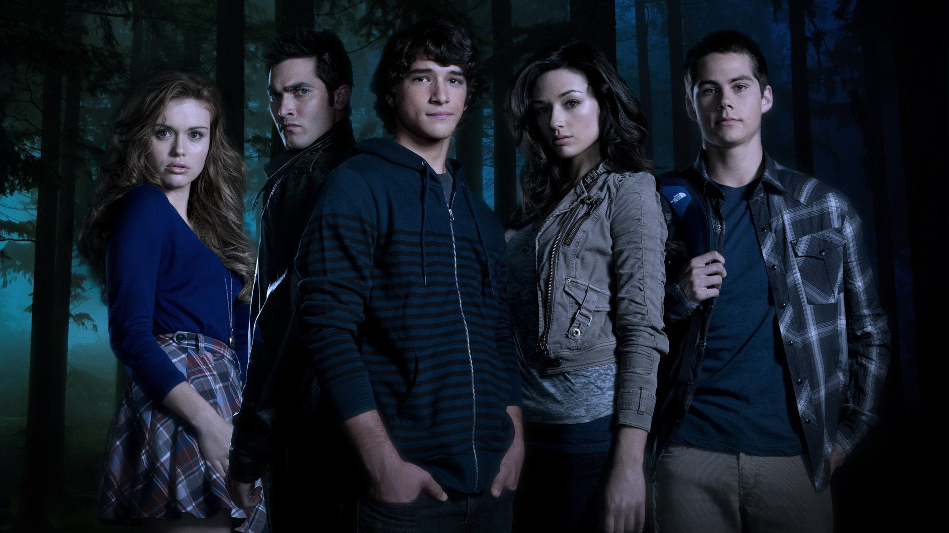 High resolution Teen Wolf full hd 1080p wallpaper ID:438830 for PC