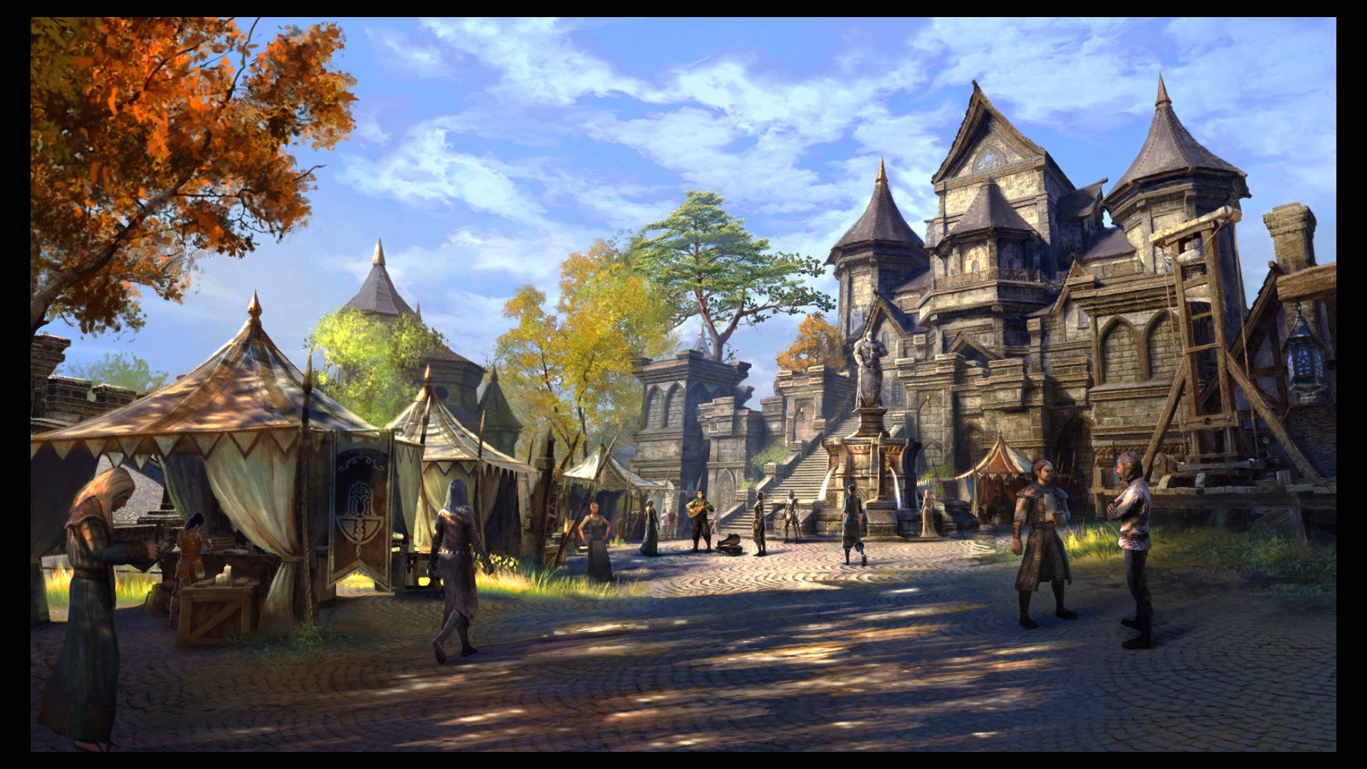 download full hd 1080p the elder scrolls online computer wallpaper id445992 for free