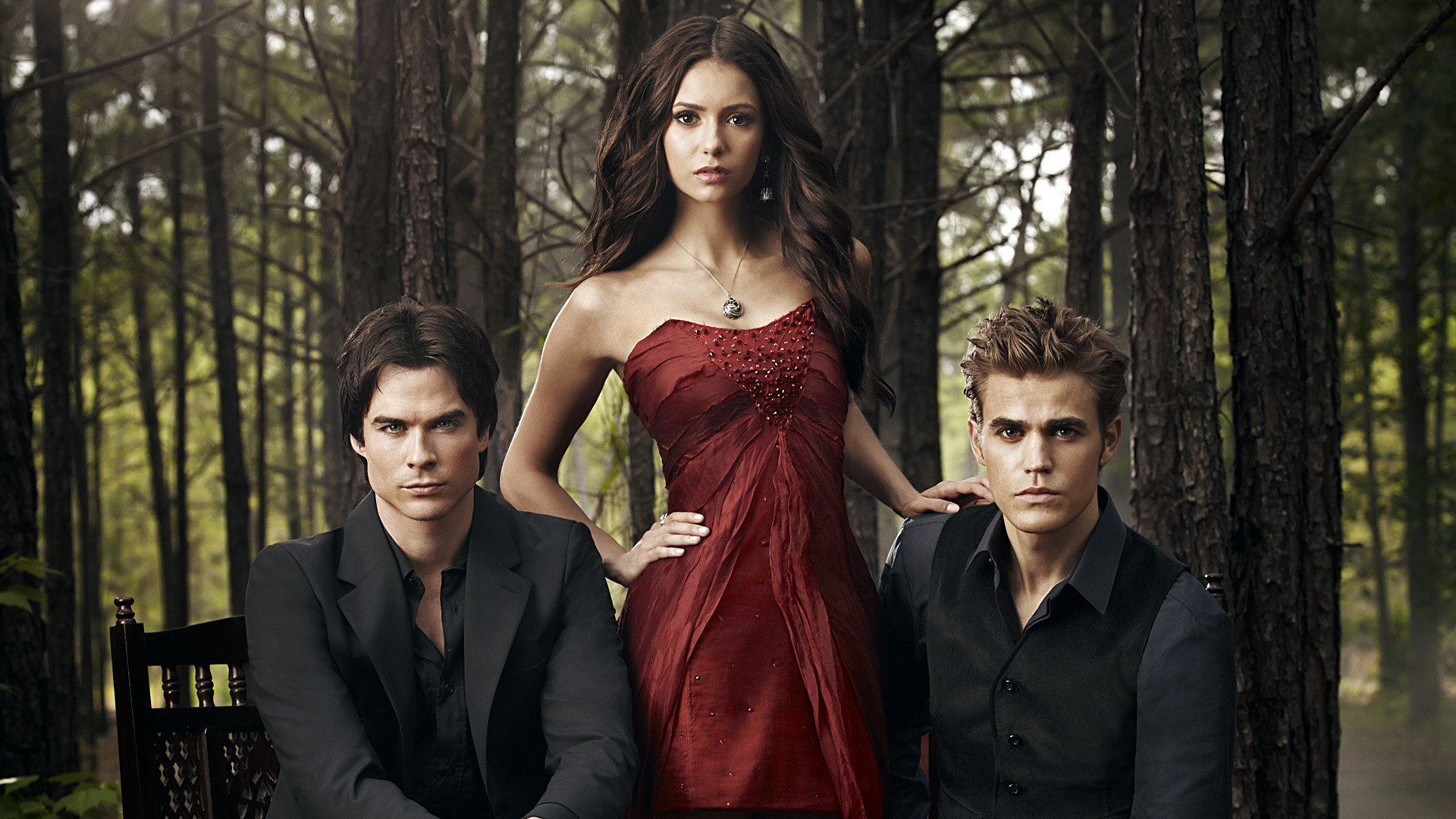 Free The Vampire Diaries High Quality Wallpaper Id464959