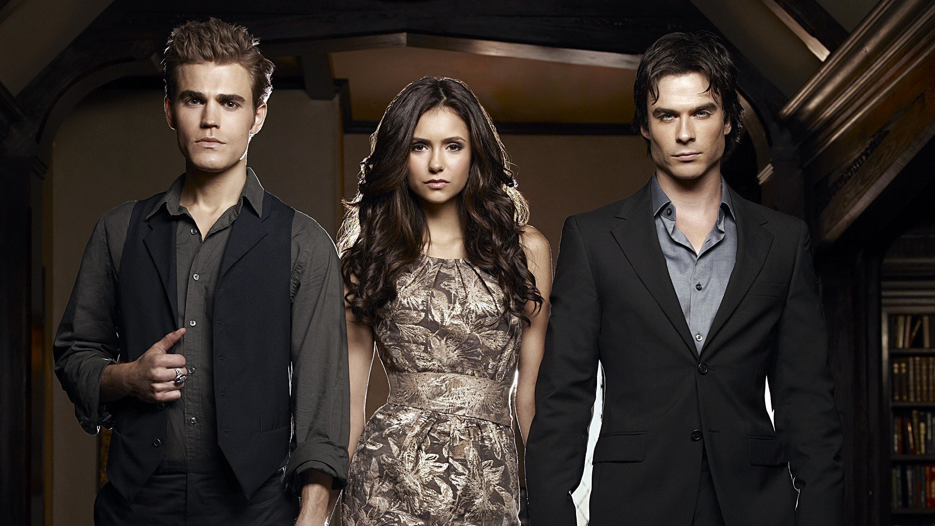 Free Download The Vampire Diaries Wallpaper Id464985 Hd