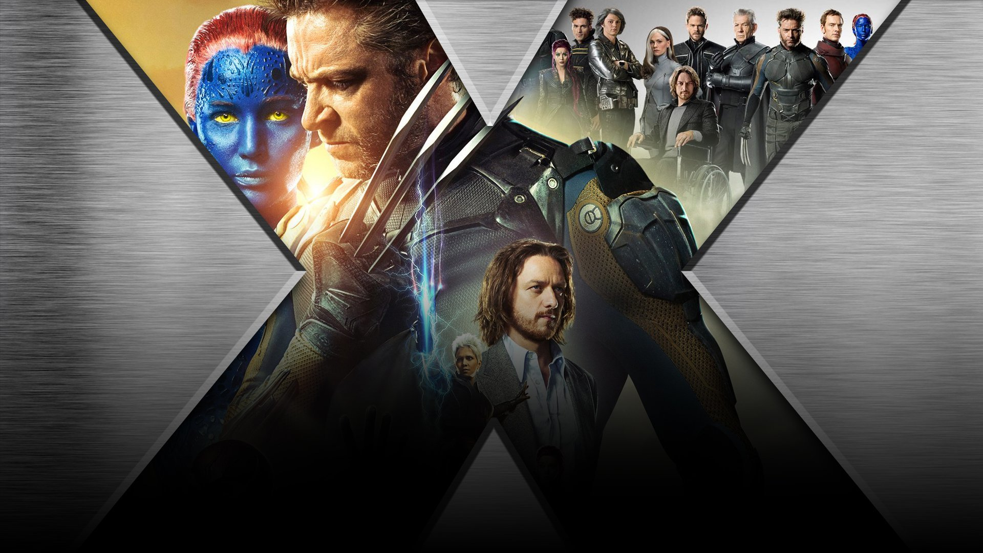 Awesome X Men Days Of Future Past Free Wallpaper Id8433