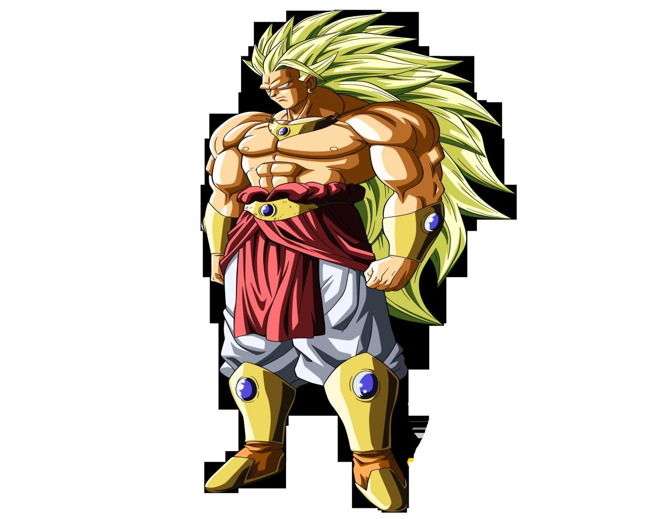 Free Broly (Dragon Ball) high quality wallpaper ID:462357 for hd 1280x1024 PC