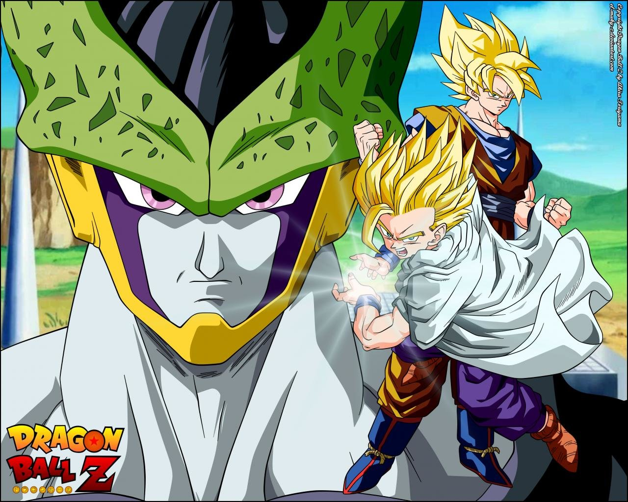 High resolution Dragon Ball Z (DBZ) hd 1280x1024 background ID:462287 for computer