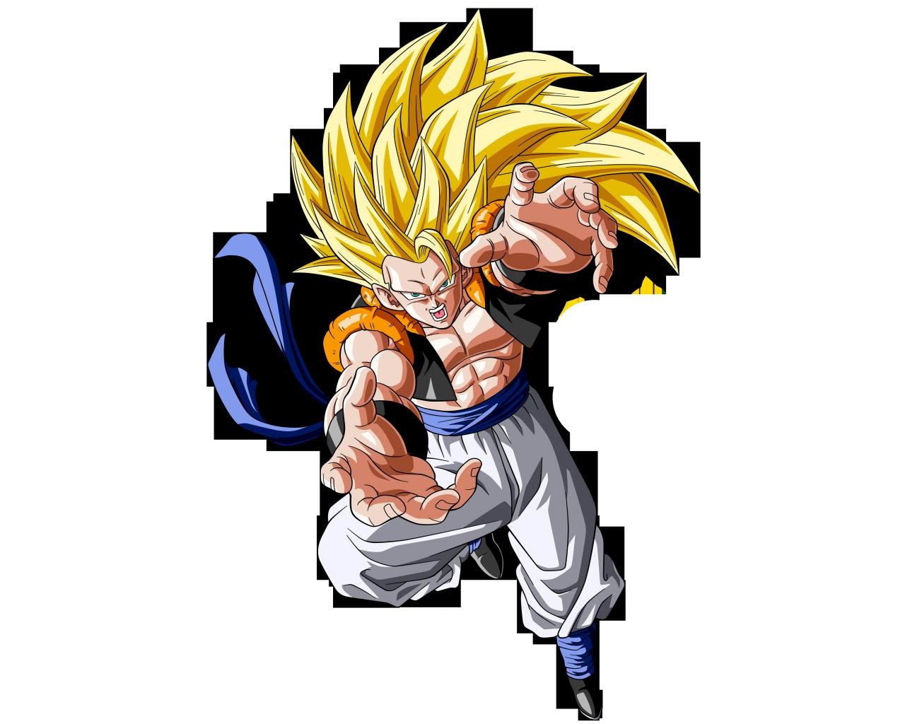 Awesome Gogeta (Dragon Ball) free background ID:462204 for hd 1280x1024 computer