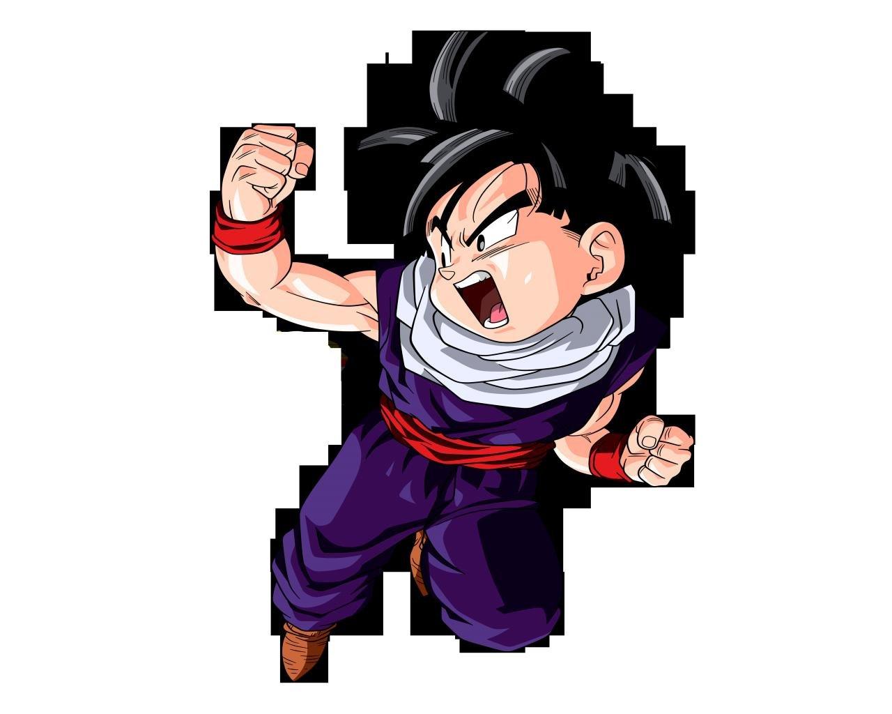 Free Gohan (Dragon Ball) high quality background ID:462172 for hd 1280x1024 computer