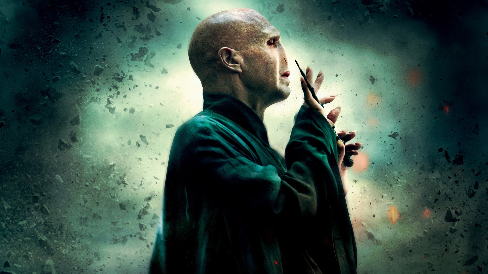 Best Harry Potter And The Deathly Hallows Part 2 Wallpaper Id