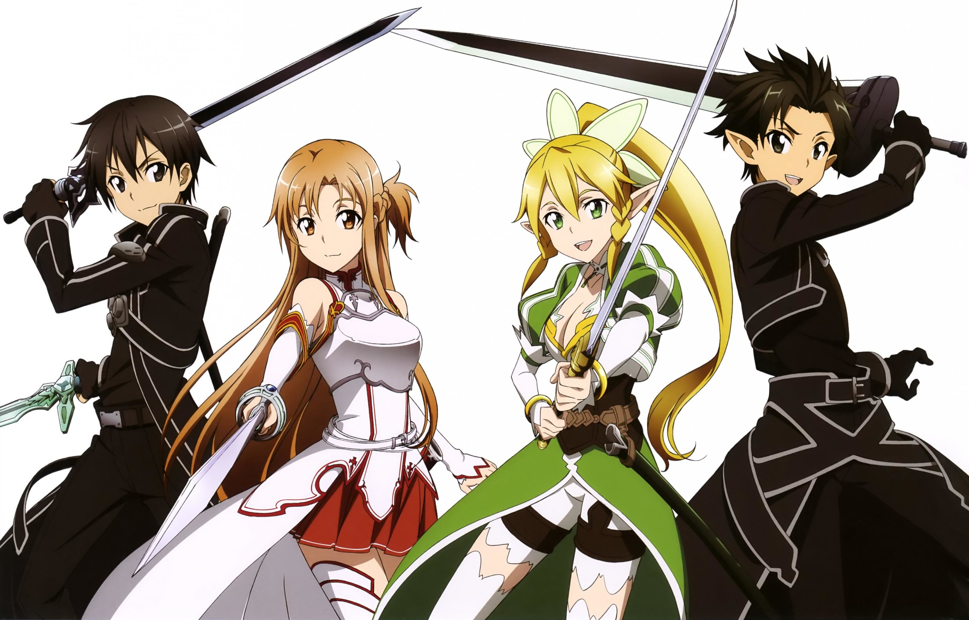 Best Sword Art Online (SAO) background ID:182132 for High Resolution hd 3200x2048 PC