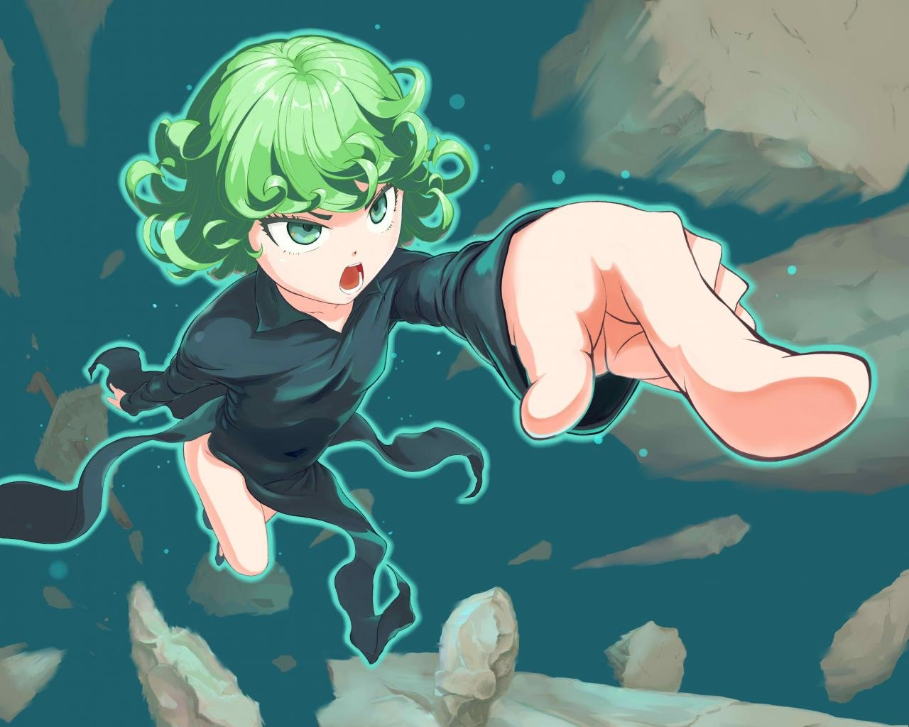 Free Tatsumaki (One-Punch Man) high quality wallpaper ID:345403 for hd 1280x1024 computer