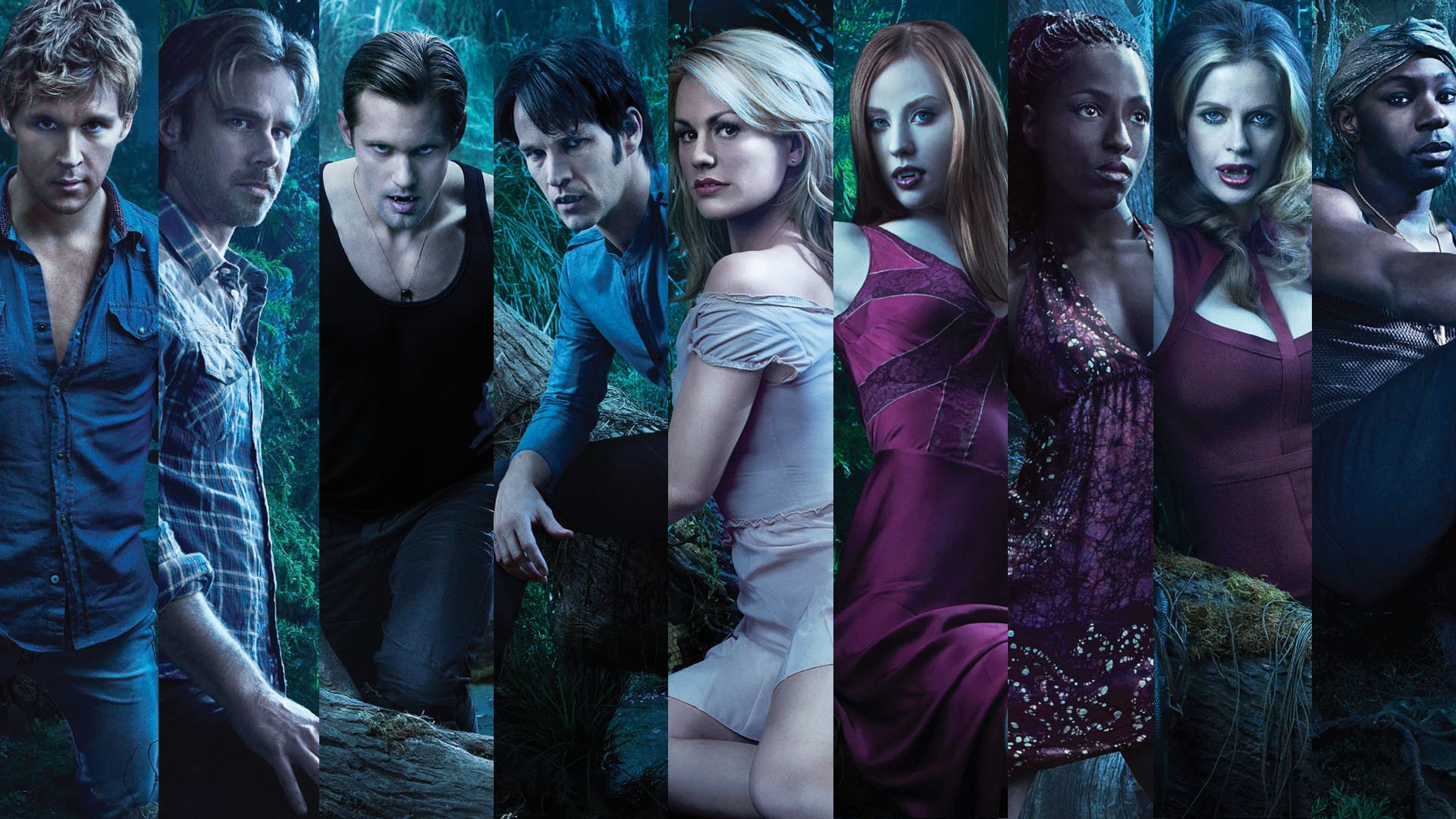 Best True Blood wallpaper ID:232658 for High Resolution hd 1920x1080 computer