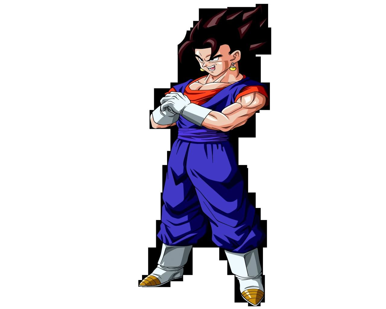 Free Vegetto (Dragon Ball) high quality background ID:462028 for hd 1280x1024 PC