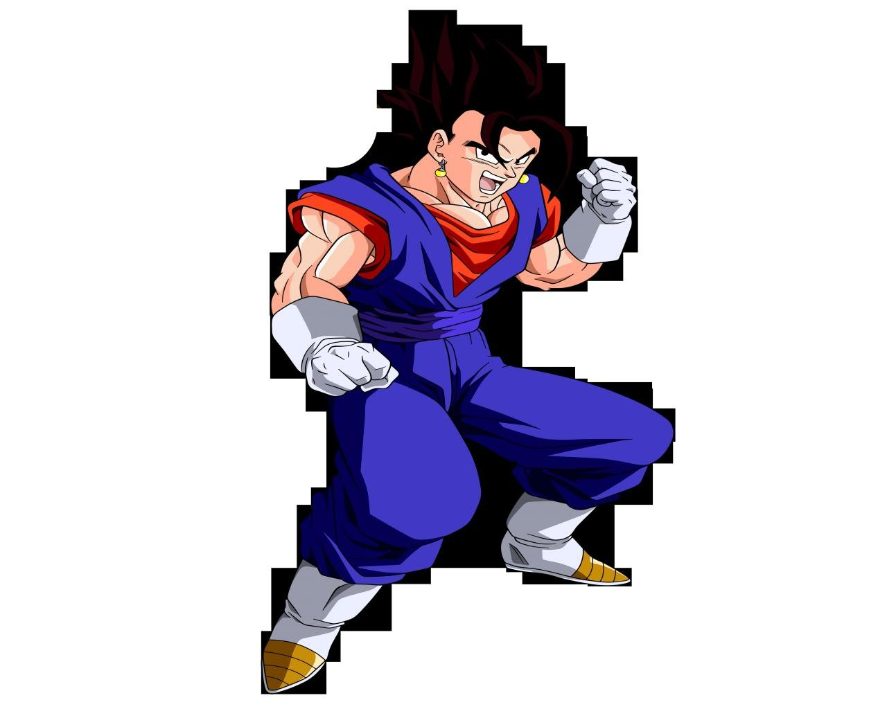 Best Vegetto (Dragon Ball) wallpaper ID:462027 for High Resolution hd 1280x1024 desktop