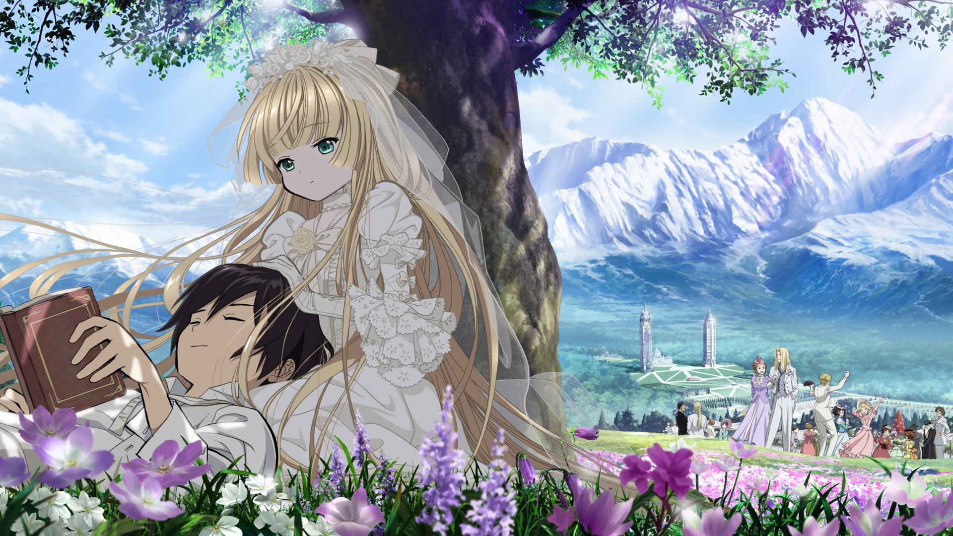 High resolution Gosick full hd 1080p wallpaper ID:318384 for computer