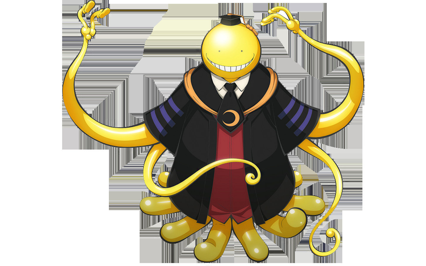 Free download Koro-sensei wallpaper ID:275181 hd 1440x900 for desktop