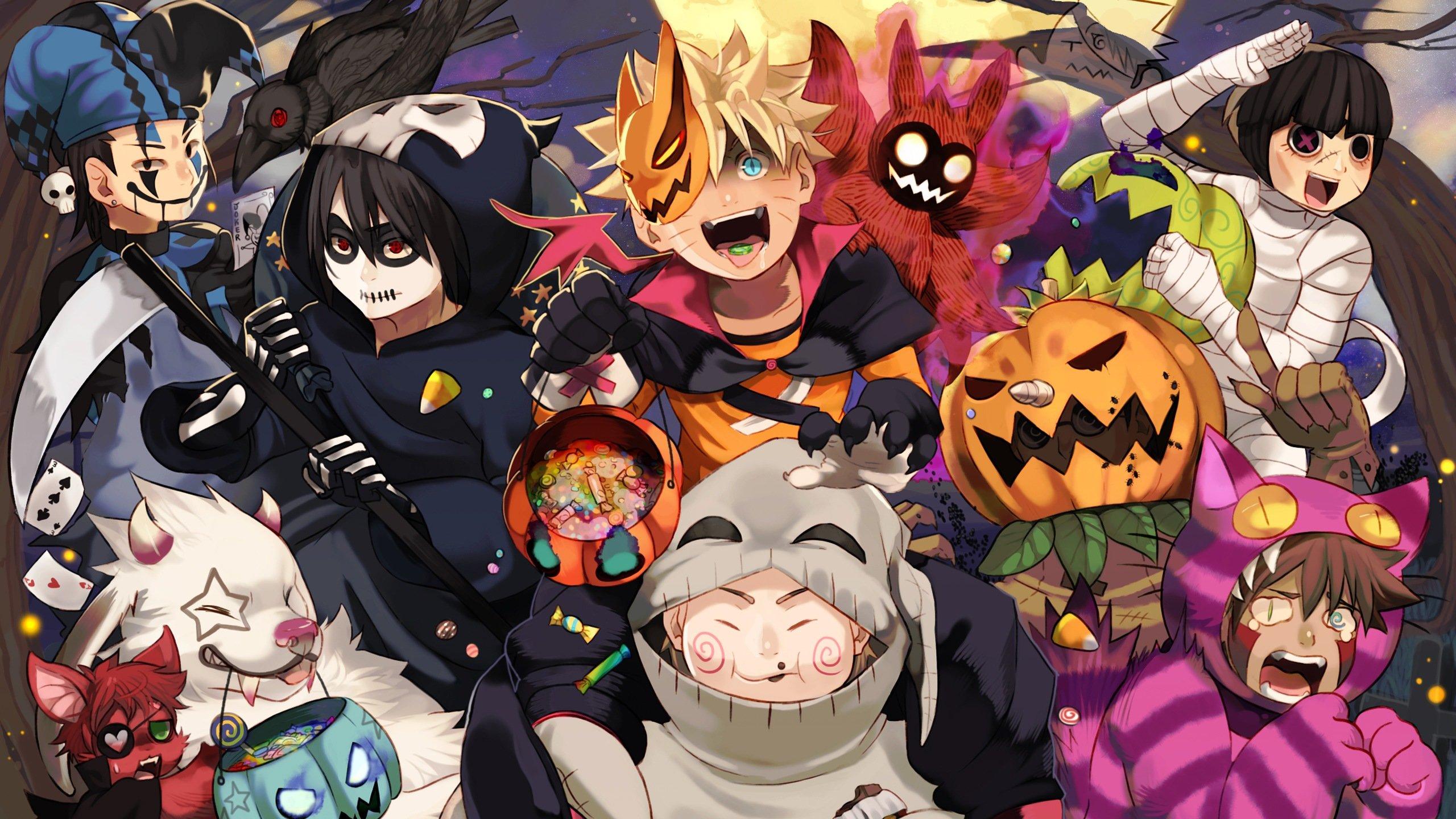Naruto Wallpapers 2560x1440 Desktop Backgrounds